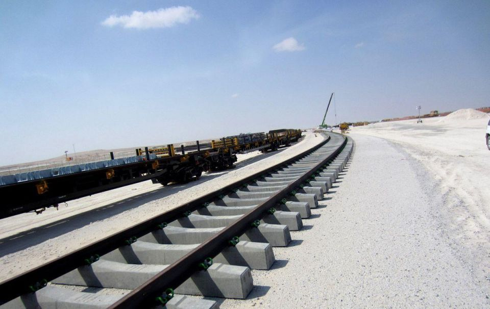 GCC said to be planning $240bn of rail investments