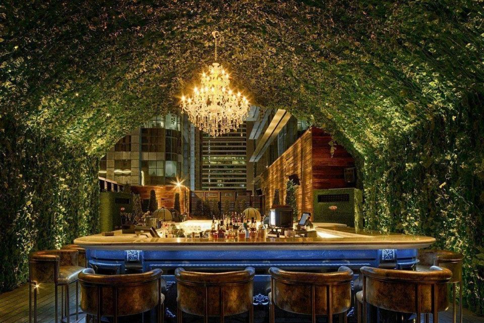 5 restaurants and bars to try on Sheikh Zayed Road