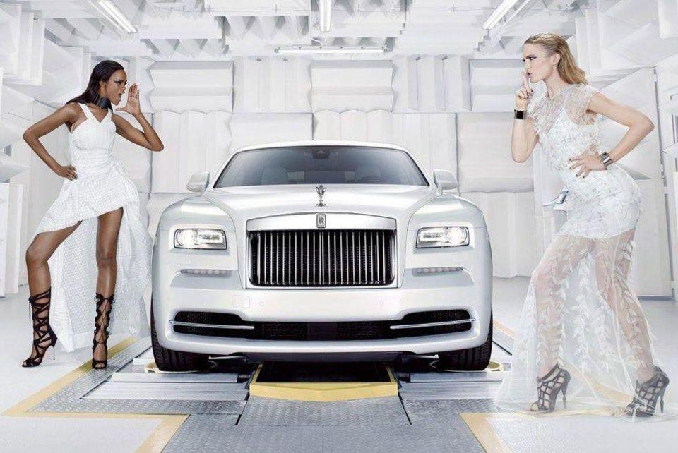 Abu Dhabi retains title of world's top Rolls-Royce dealership