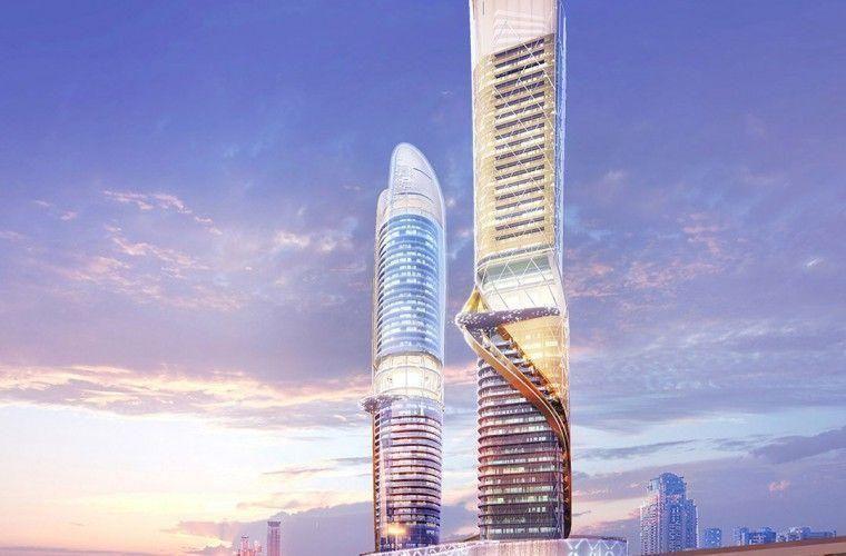 Revealed: $300m Dubai tower with manmade rainforest, beach