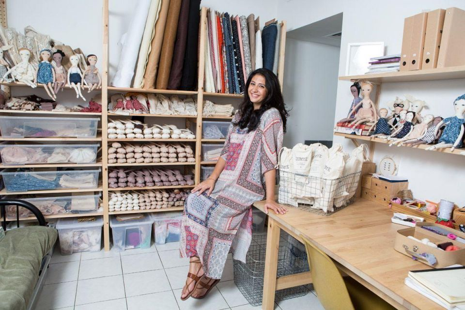 Entrepreneur of the Week: Sahar Wahbeh, founder of Dumyé