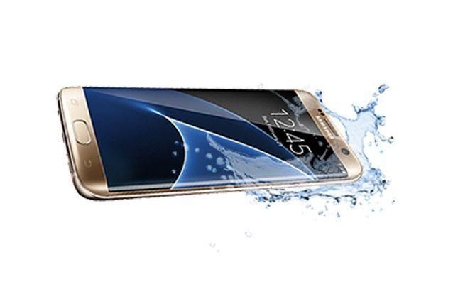 In pictures: Samsung Galaxy S7 and S7 edge