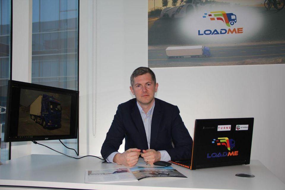 Entrepreneur of the Week: Sebastian Stefan, founder of LoadME