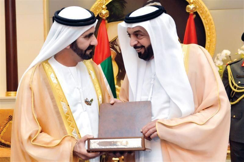 UAE President leads tributes to mark Sheikh Mohammed's 10th anniversary
