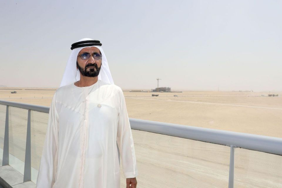 Sheikh Mohammed launches new strategy to shape UAE's future