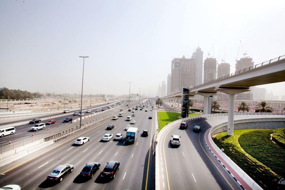 Sheikh Zayed Road set to close for Dubai Canal opening this evening