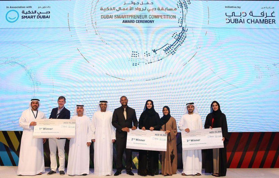 LoadMe.ae wins Dubai Smartpreneur competition