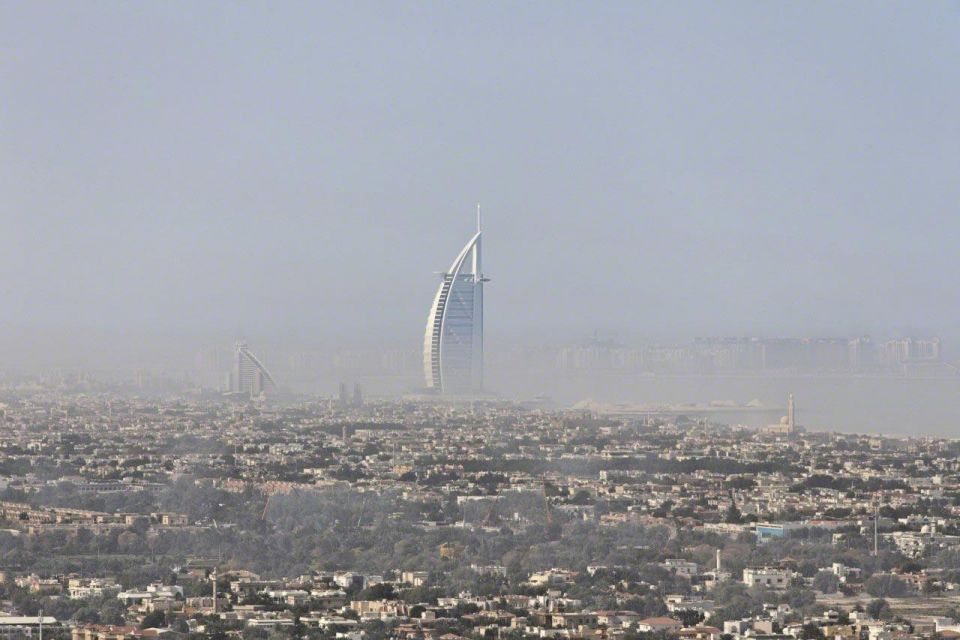 UAE inks deal for initiative to improve air quality