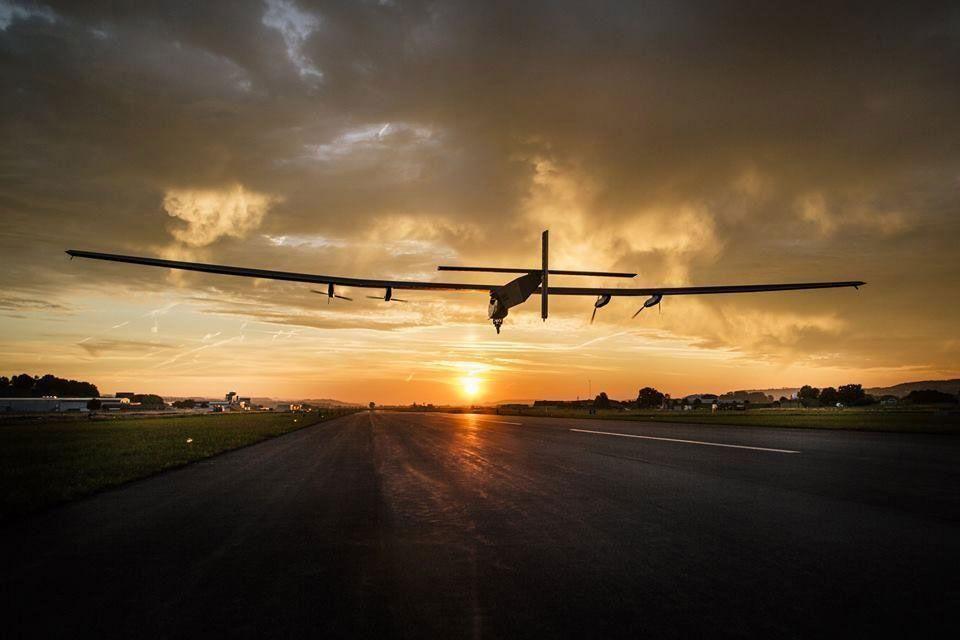 Solar Impulse 2 set to make triumphant return to Abu Dhabi