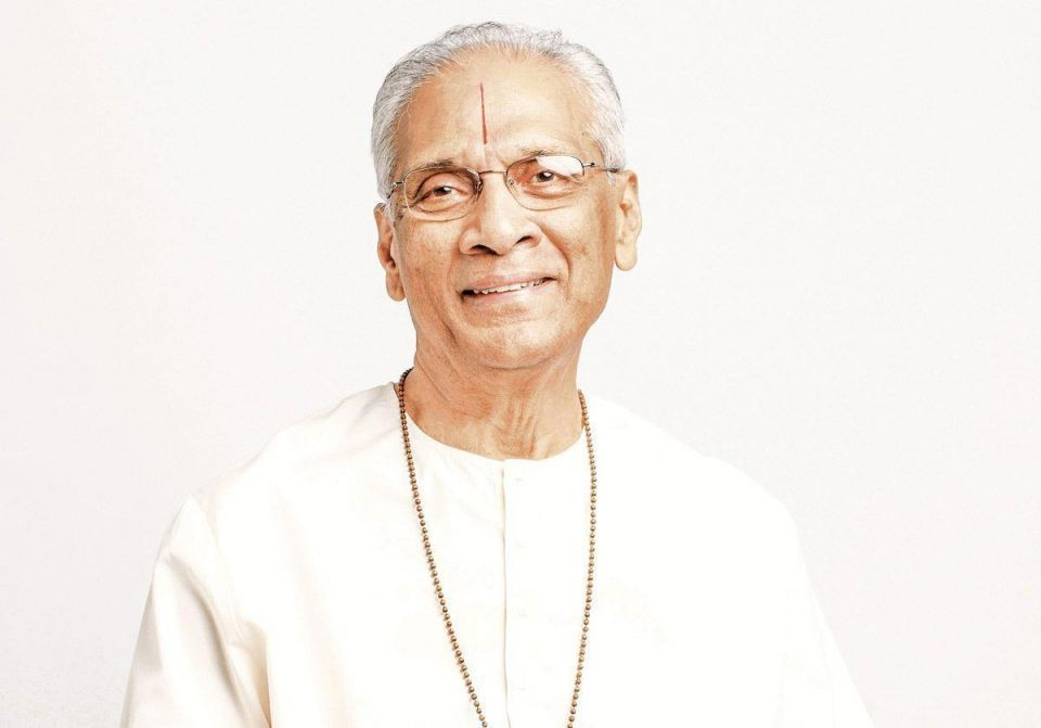 The business guru: Swami Parthasarathy