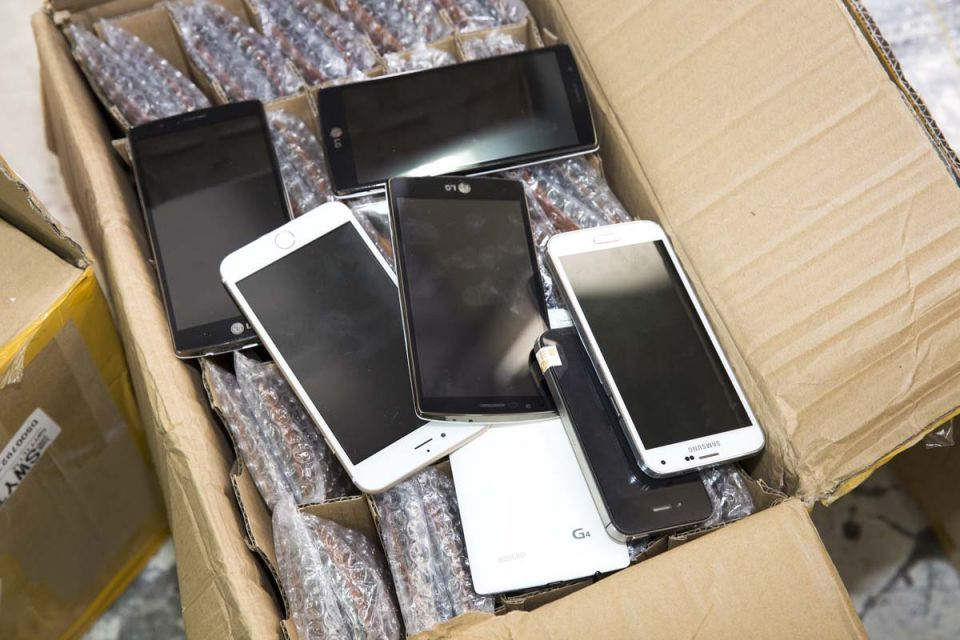 Over 9,000 counterfeit products seized in Abu Dhabi during Q2