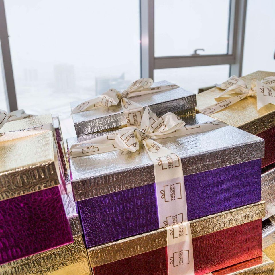 """The Gift Concierge: The """"it way"""" to luxury gifting?"""