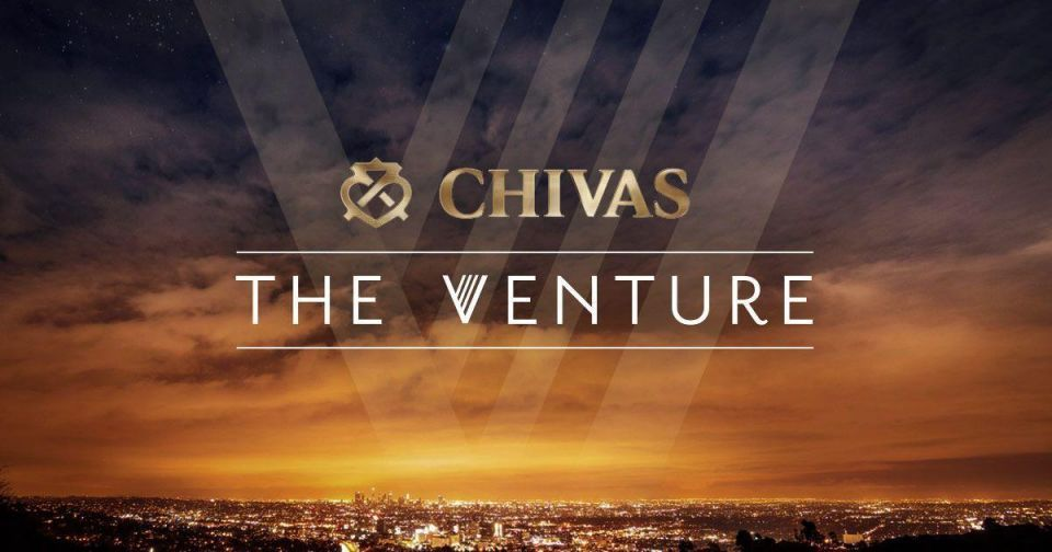 Chivas Regal launches The Venture 2017 in the Gulf