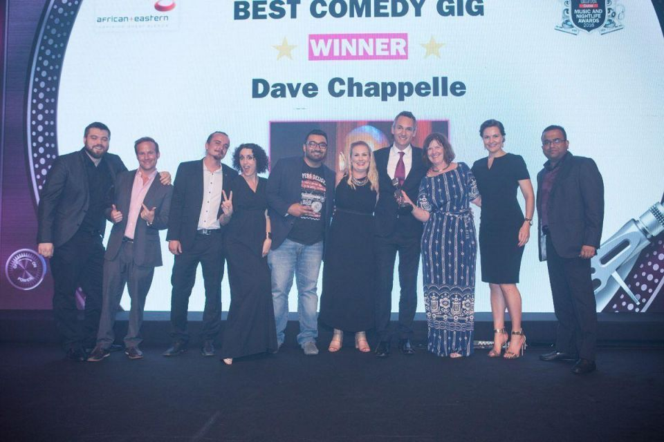 In Pictures: Time Out Nightlife Awards 2016 winners