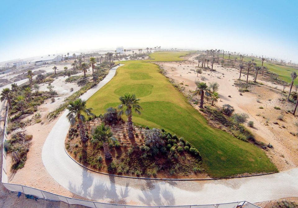 Trump's Dubai golf course set to open in February