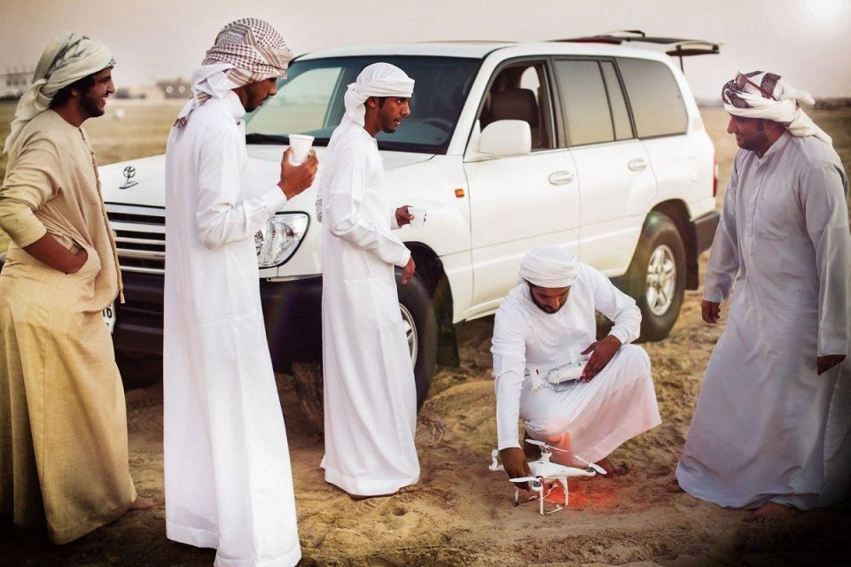 UAE enters the drone age of technology