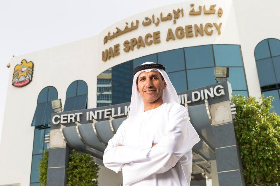 UAE Space Agency chief hails Emirati achievement on KhalifaSat