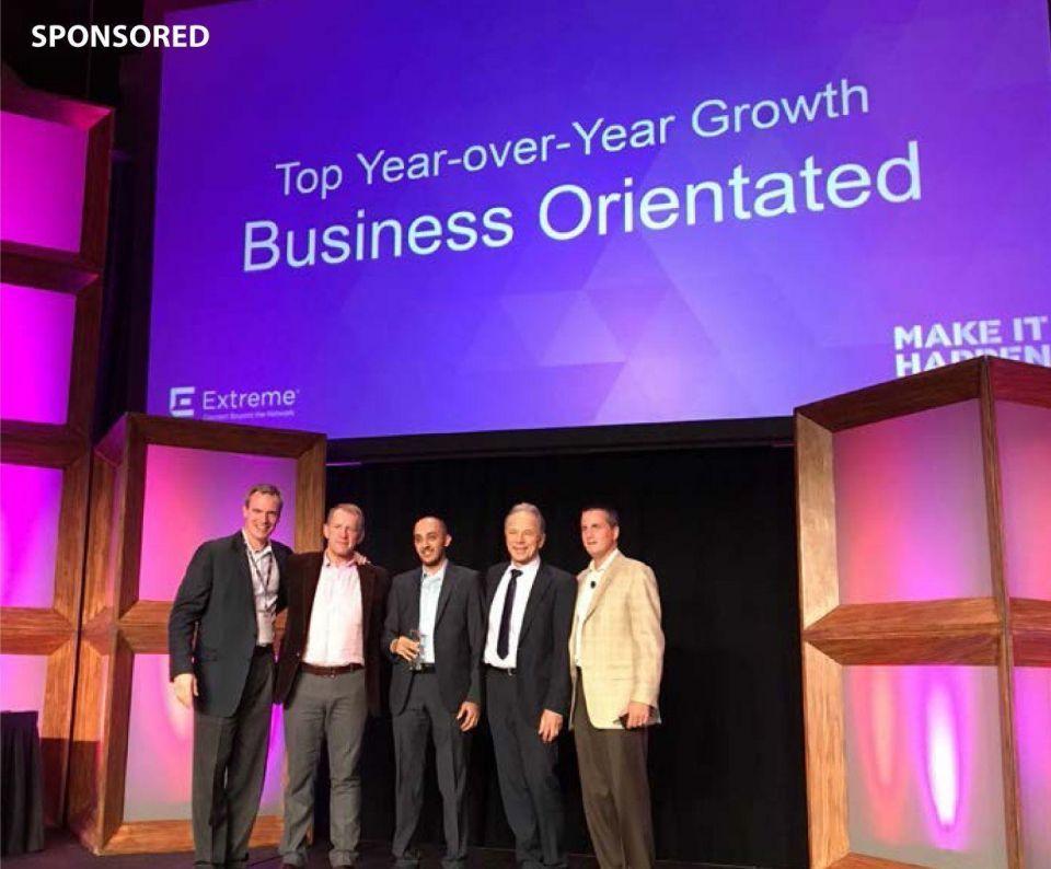 Business Oriented wins international award in Las Vegas