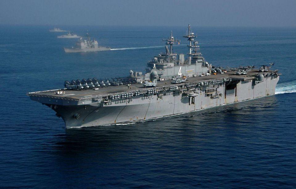 Iran calls US military behaviour in Gulf 'unprofessional'