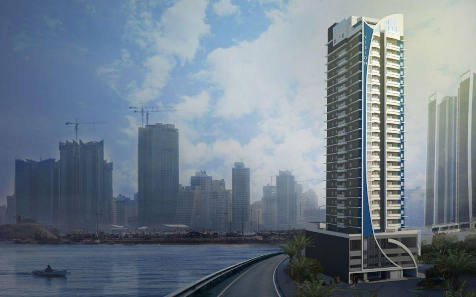 Bahrain Vision Tower to be completed by end of 2017