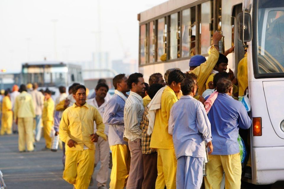 Air-con buses for Dubai workers branded 'unrealistic'