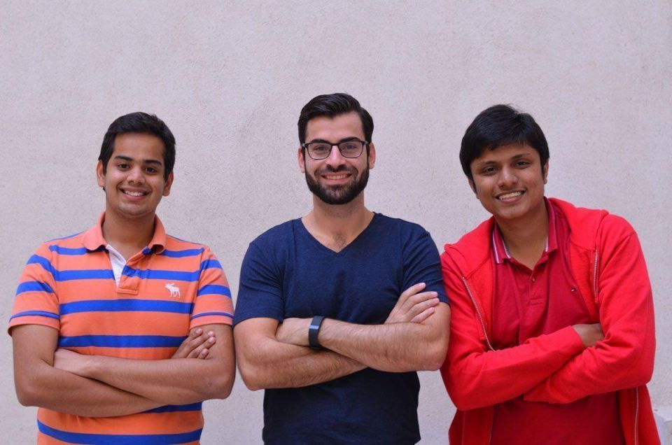 Entrepreneurs of the Week: Wrappup team