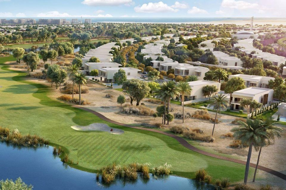 Construction work starts on $1.63bn Aldar's Yas Acres project