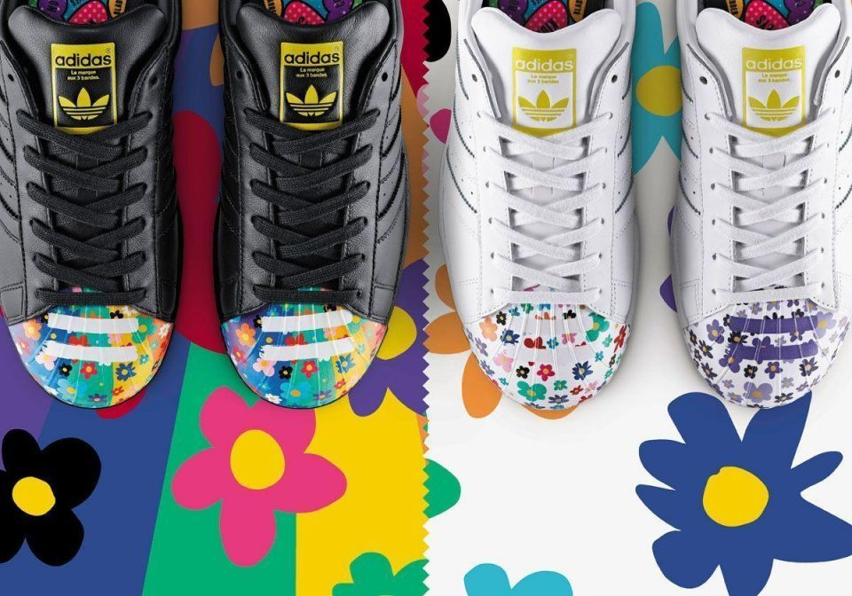 Zaha Hadid joins forces with Pharrell Williams on Adidas shoe collection