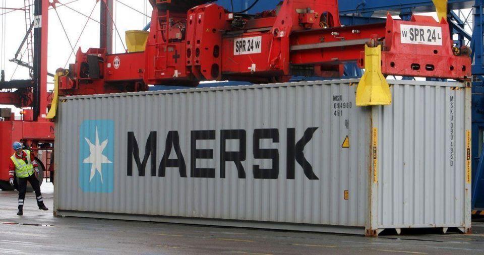Maersk meets Iranian officials over seizing of Dubai-bound vessel