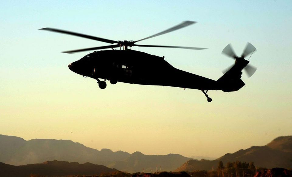 Two pilots killed in helicopter crash on Saudi-Yemen border