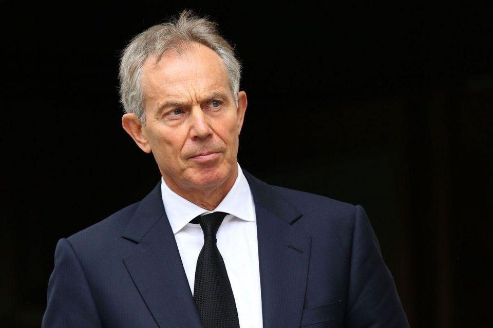 Tony Blair said to step down as Middle East envoy