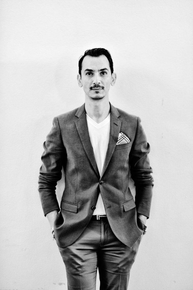 Five Minutes With Syrian Fashion Designer Rami Al Ali Arabianbusiness