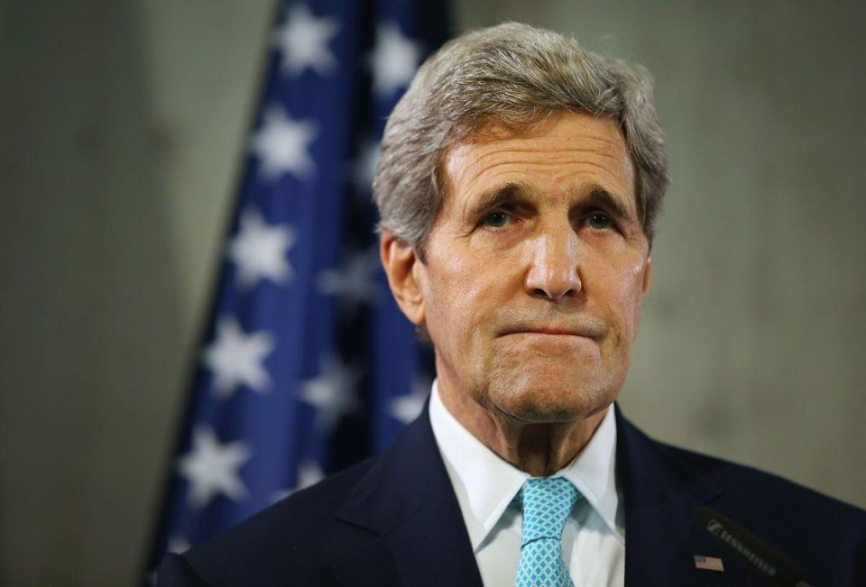 Kerry calls for US couple in Qatar to be released