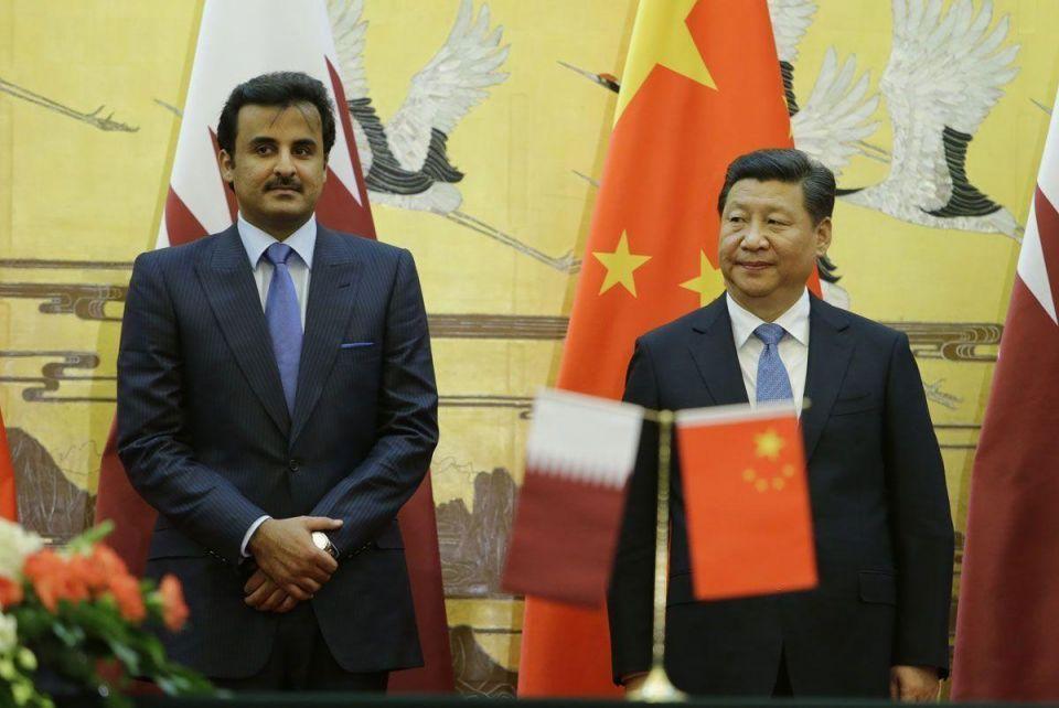 Qatari Emir expands cooperation with China