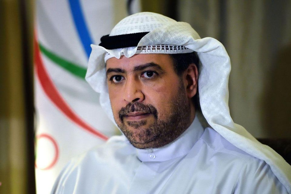 Kuwaiti power-broker Sheikh Ahmad backs Blatter for top FIFA job