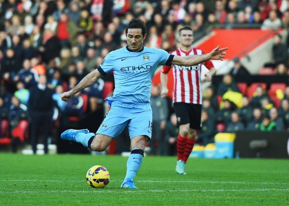 Frank Lampard: NY or Manchester, either way it's win-win for Abu Dhabi