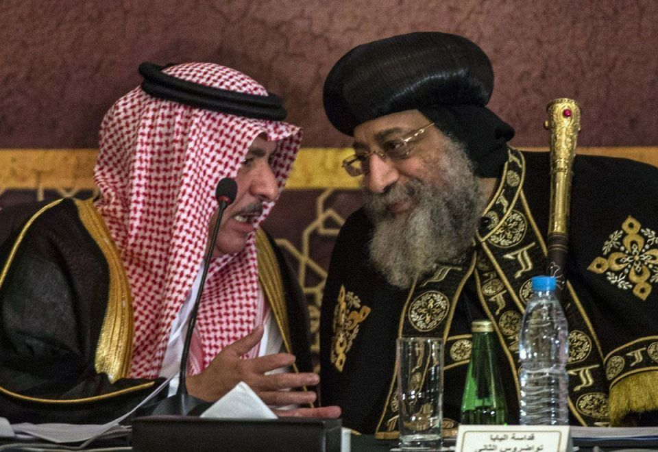 Cairo: Inter-faith conference on fighting extremism