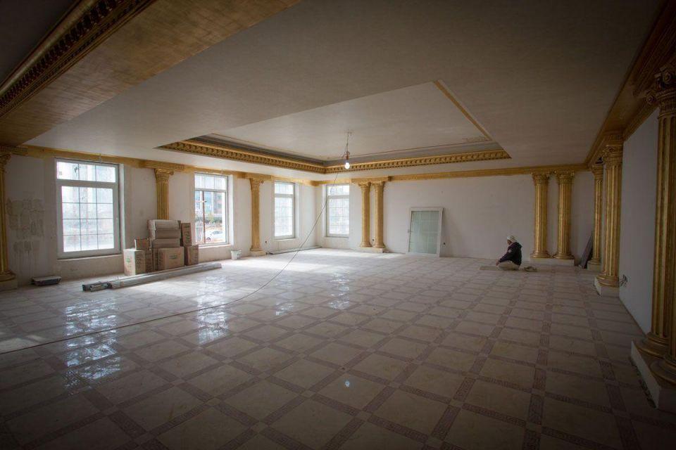 InPics: The White House replica in Kurdistan takes shape