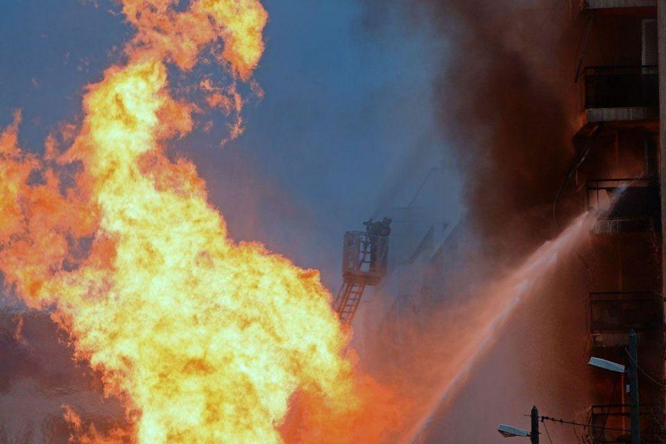 Three Saudi children die in Kuwait fire