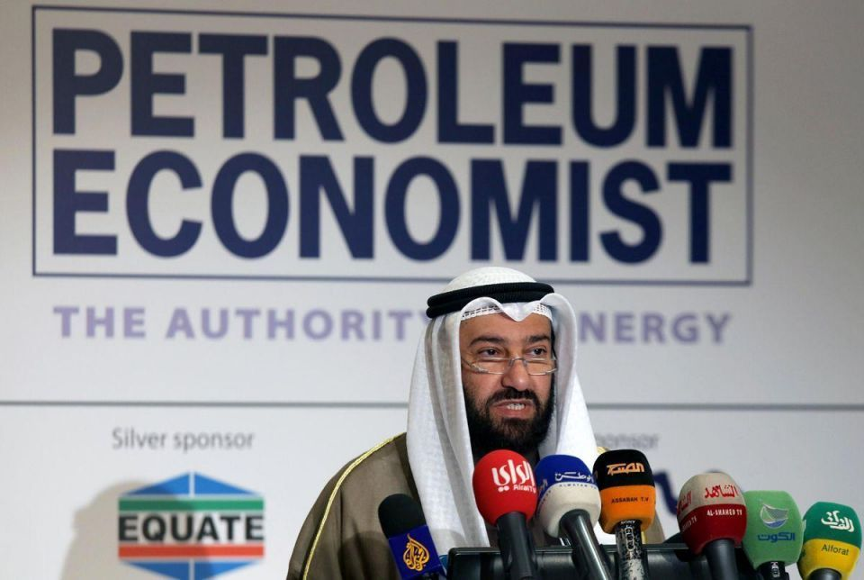 Drop in shale output caused oil price rebound - Kuwait minister