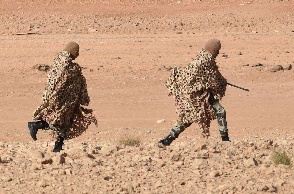 Saudi Arabia carries out anti-terrorist exercises on Iraqi border