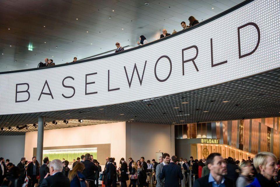Celebrities attend Baselworld 2015