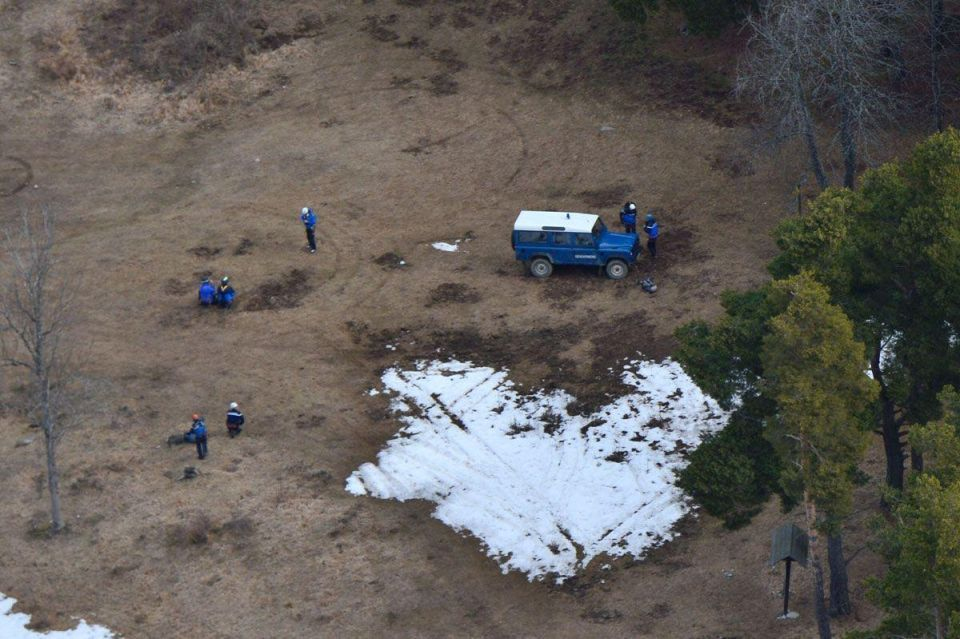 Mystery surrounds Germanwings Airbus crash in Southern France