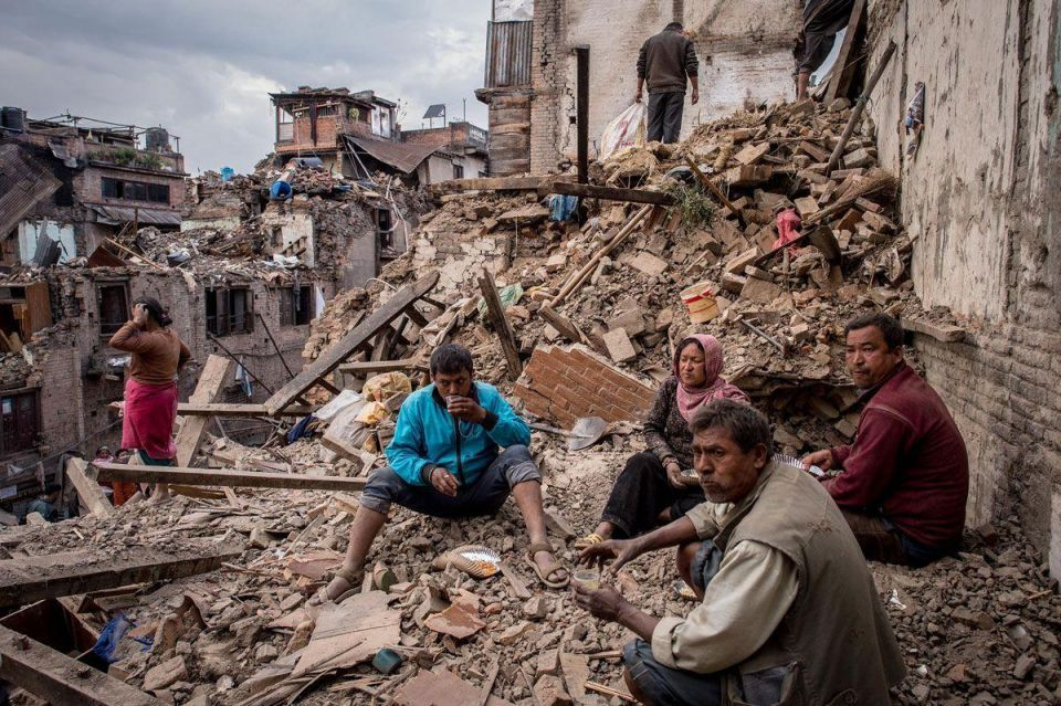 Nepal: Ways to help earthquake victims
