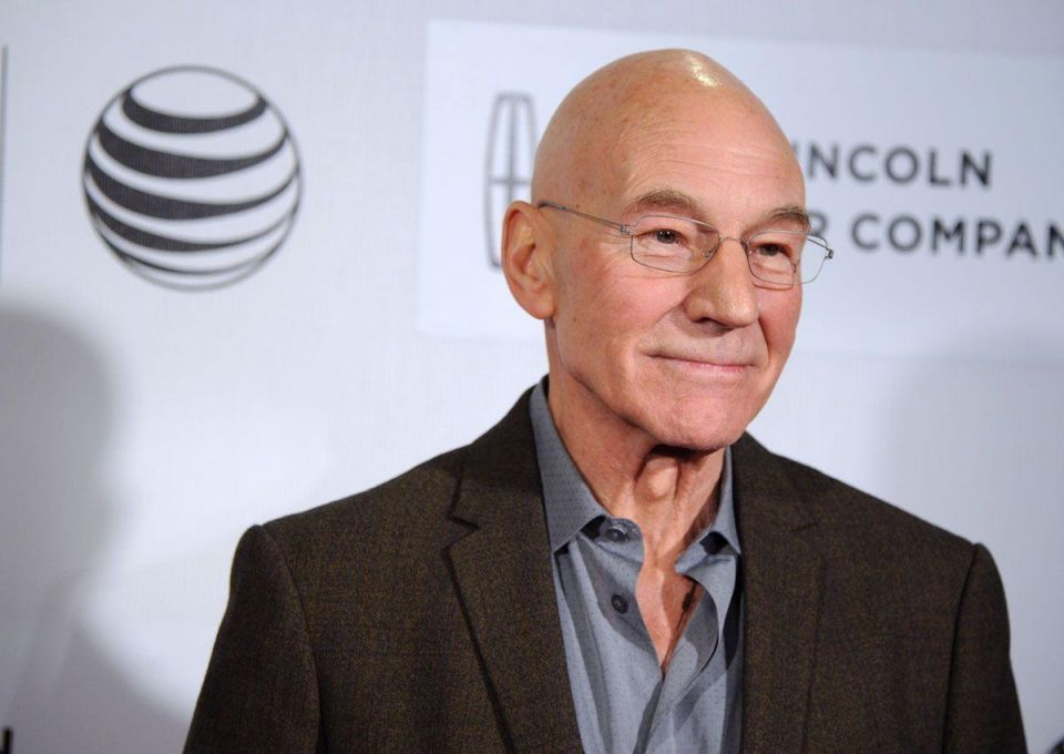 Actor Patrick Stewart to appear in Dubai