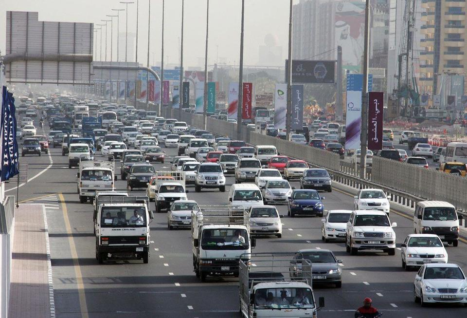 Cars impounded in Dubai to be sold after three months
