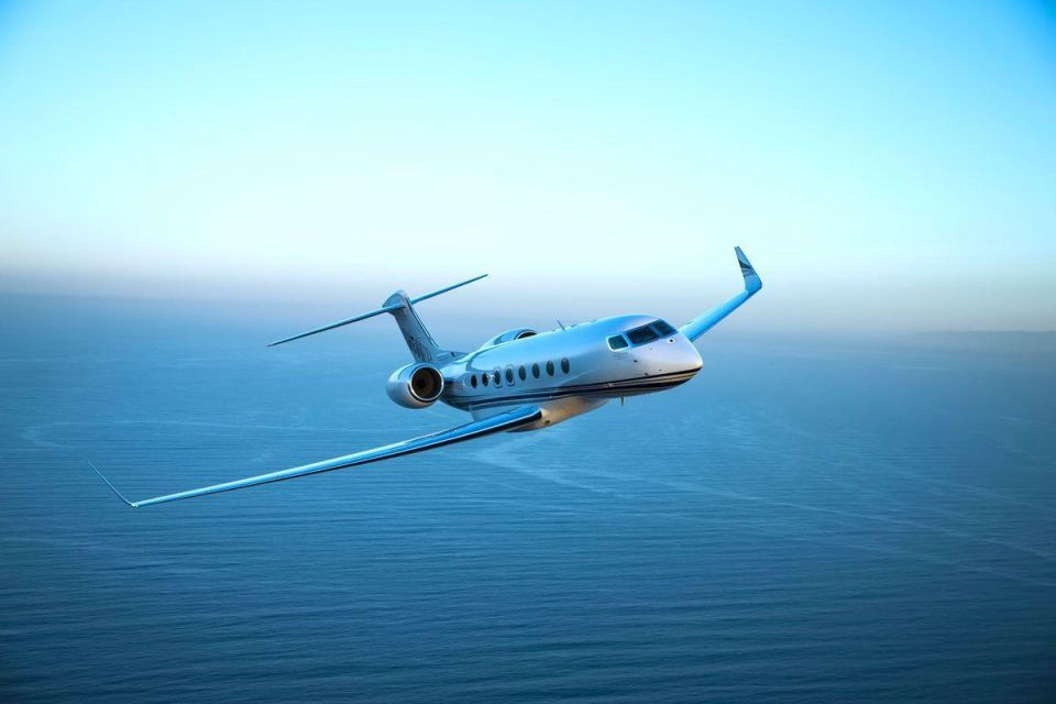 UAE aviation firm Sanad says raises $90m loan