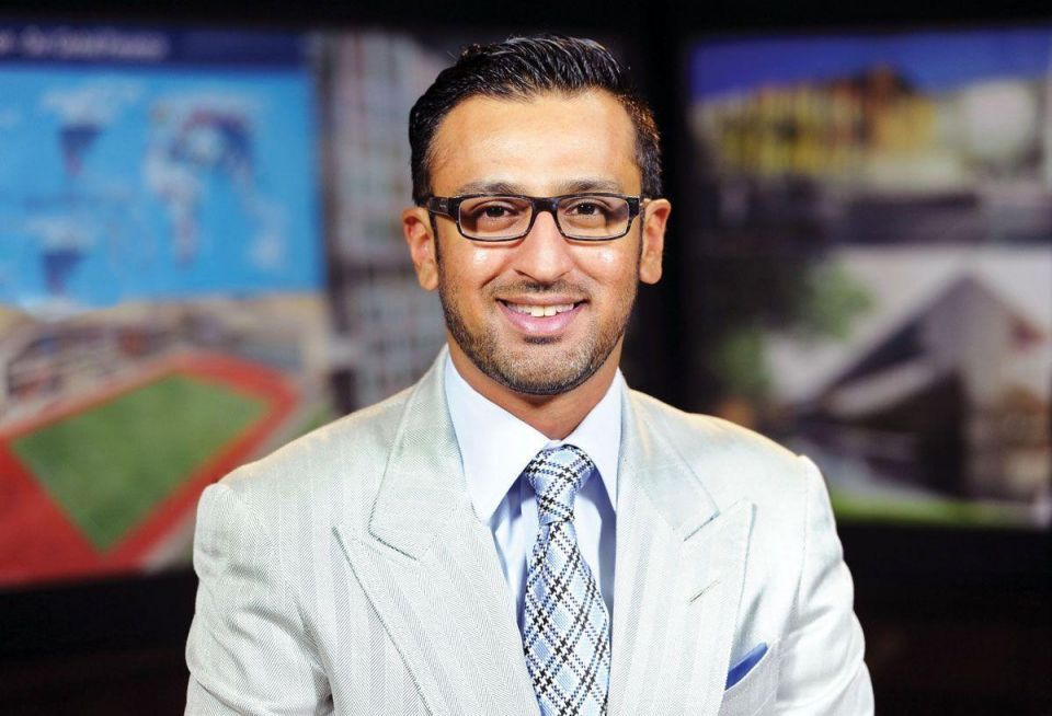It's time teachers were given more respect, says Dino Varkey