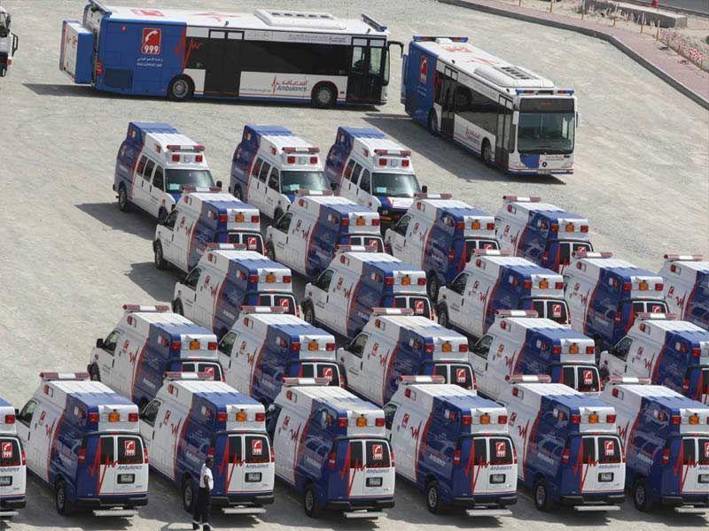 Dubai insurers liable for $1,843 'ambulance fee'