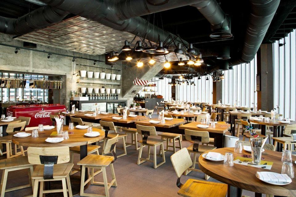 Review: Business lunch at Fumé, Pier 7